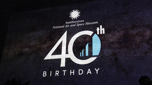 SNASM 40th Birthday logo