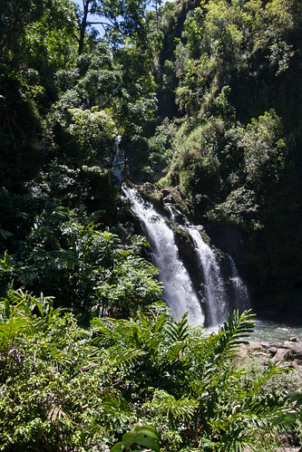 Road to Hana waterval