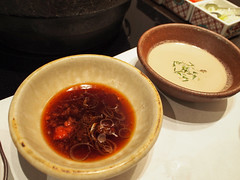 Shabu-Shabu Sauces