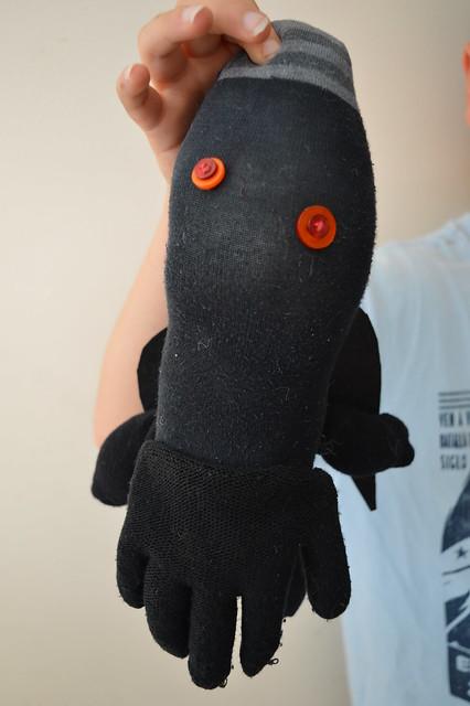 Sock Cthulhu