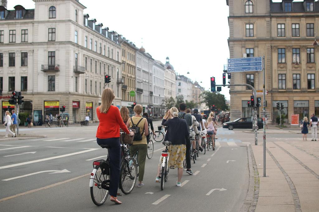Copenhagen - Bikes