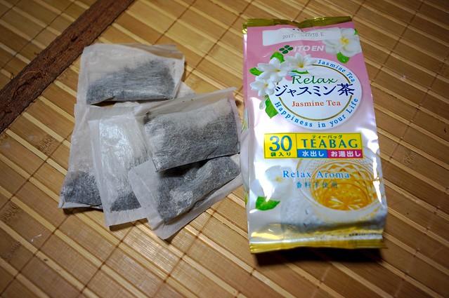 伊藤園 ジャスミン茶