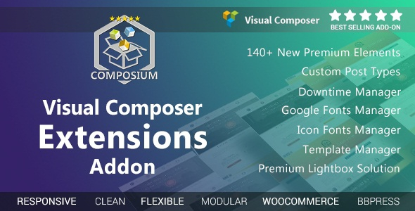 Visual Composer Extensions Addon v5.0.2