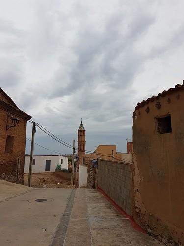 Torrellas, Aragón, nublado