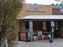 THE IRONHORSE CAFE, HAHNDORF