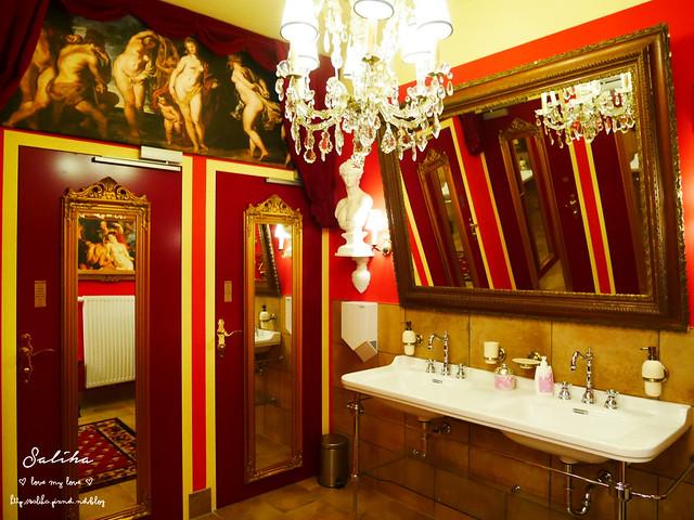 奧地利維也納餐廳推薦Marchfelderhof restaurant紅頂商人 (27)