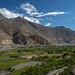 The Village of Jomsom by Stewart Miller Photography