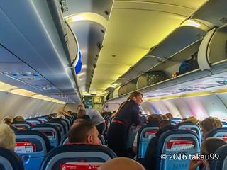 Air Berlin Flight