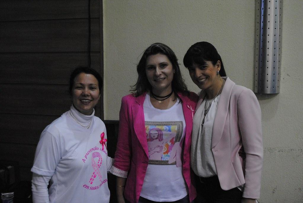 Prefeitura de Paranaguá inicia programação do 'Outubro Rosa' 3