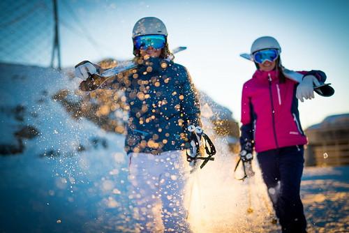 ef6899b35 Ako vybrať lyžiarsku prilbu - Lyžařské vybavení - Články o lyžovaní ...