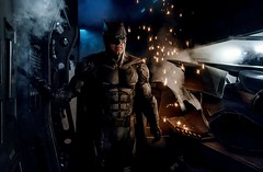 Justice League Tactical Batsuit Image