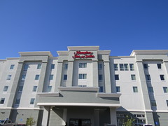 Welcome to the Hampton Inn and Suites Albuquerque North/I-25