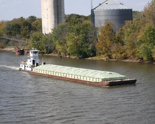 ARTC Tow Boat