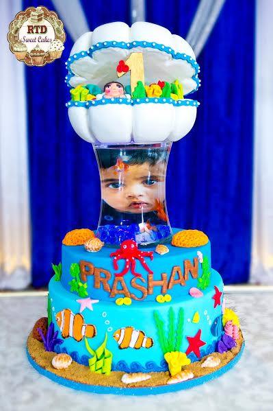Cake by Ajantha Subramaniyam