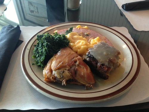 Sunday Lunch Buffet, Don's Seafood, Chincoteague
