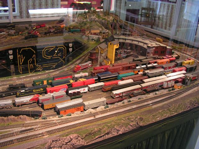Model train museum saint paul 87