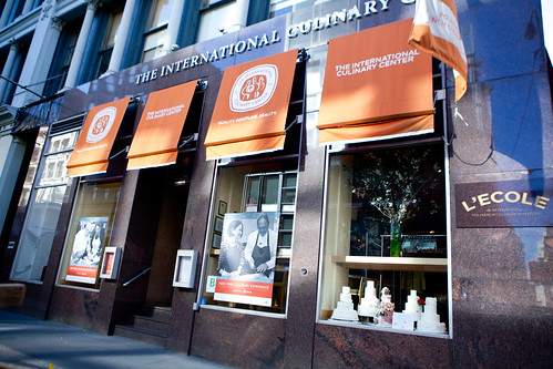 International Culinary Center, SoHo, NYC