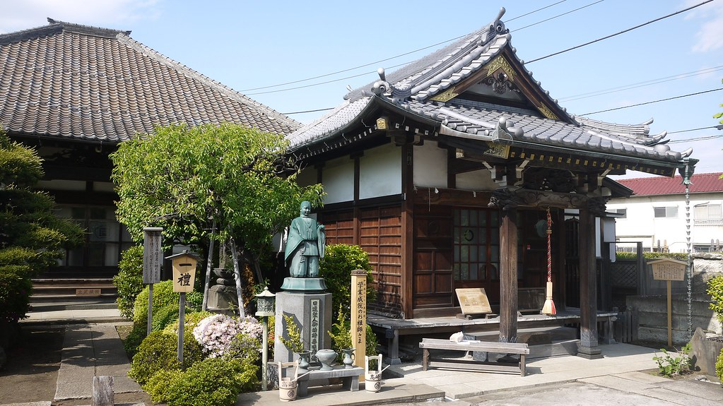 Shrine in Yanaka