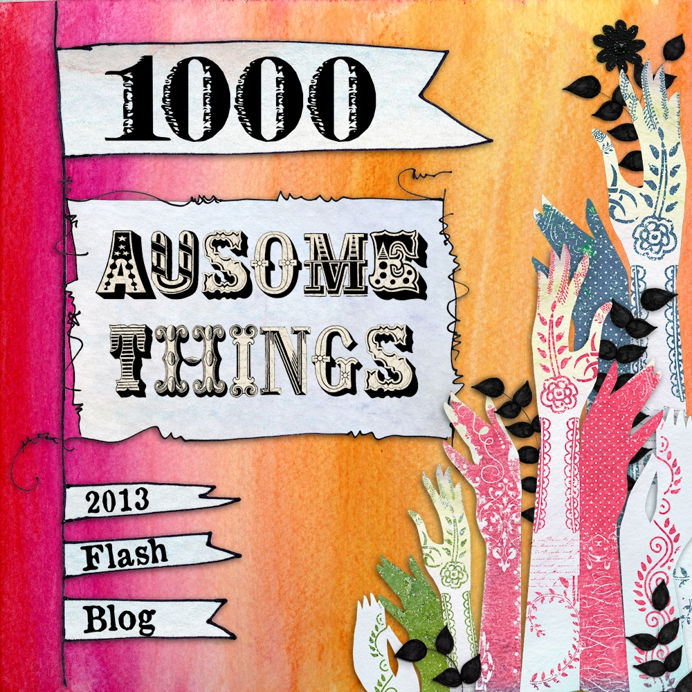 1000 Ausome Things Title