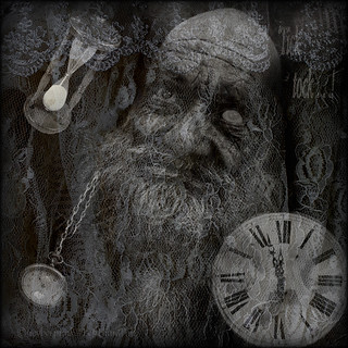 'ENTER SANDMAN with  OLD FATHER TIME!' {with 3 lots of sand, hidden Ethyl & hidden Fiend! }