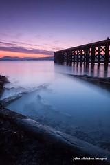 newark pier, port glasgow. #2