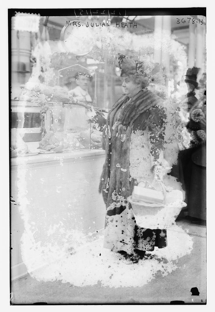 Mrs. Julian Heath, 12/22/15  (LOC)