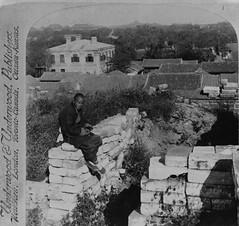 【组图】珍贵黑白照片展示百年前老北京风貌