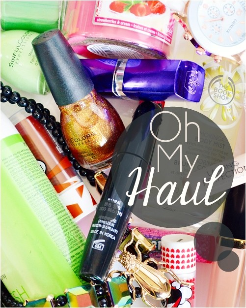 Beauty_Haul_2013