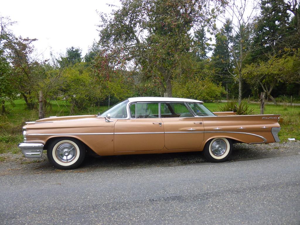 My New 1959 Pontiac Star Chief Vista Pictures