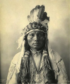 Three Fingers - Chief of the Southern Cheyenne