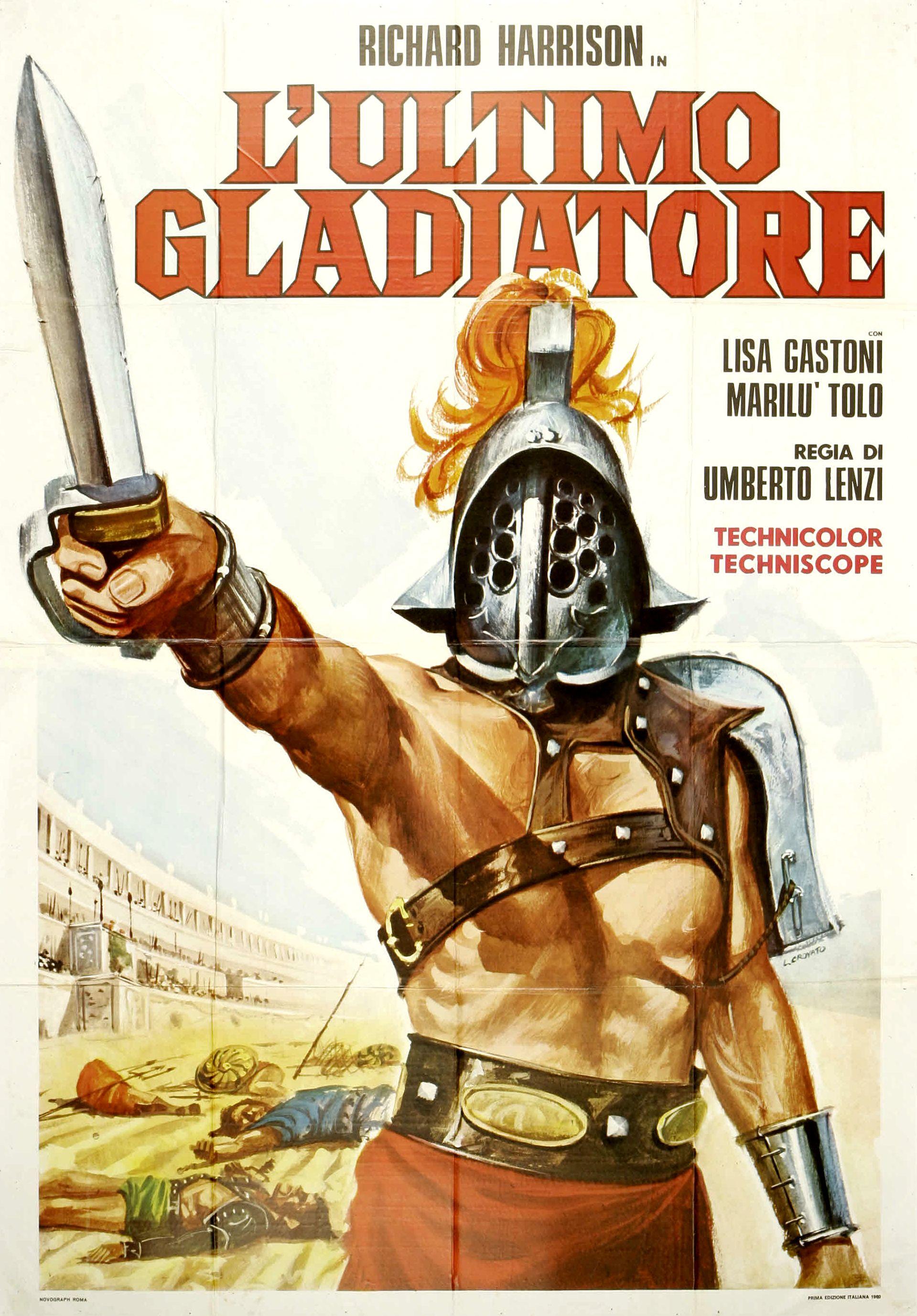 The Last Gladiator (1964)