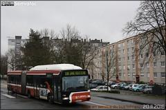 Irisbus Agora L GNV - Setram (Société d'Économie Mixte des TRansports en commun de l'Agglomération Mancelle) n°778 - Photo of Souligné-Flacé