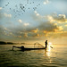 The fisherman by jaci XIII