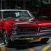 1965 Pontiac Lemans Convertible (2016 Hot Nights Cool Rides, Forest City, North Carolina)