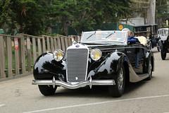 Delage D8-120 Cabriolet Chapron 1938 2