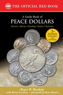 Guide Book of Peace Dollars 3rd Edition
