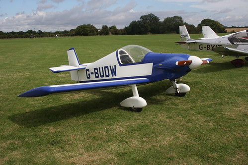 G-BUDW MB.2 Colibri Sywell