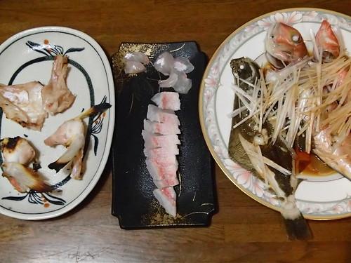 大魚 好吃 - naniyuutorimannen - 您说什么!