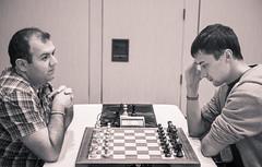 20161009_millionaire_chess_tie_breaks_1796 Rauf Mamedov Dariusz Swiercz