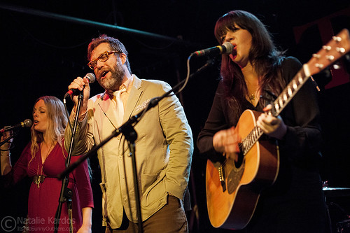 Shelby Earl w/John Roderick and Anna-Lisa Notter @ Tractor Tavern