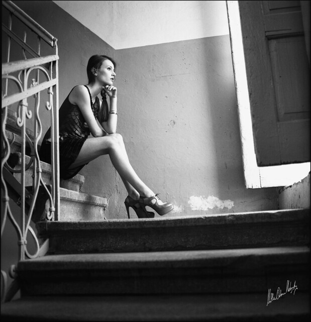 Model Photographer - Film Photography