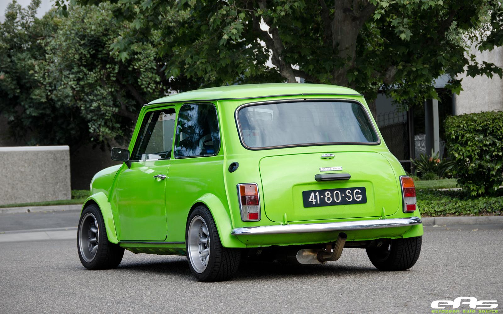 Mini Cooper Sportster >> B16 Mini Cooper Special | BMW Performance Parts & Services