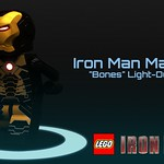 LEGO Iron Man 3 - Mark XLI