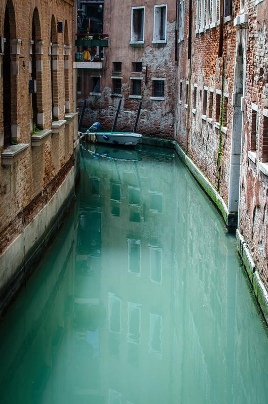 Venetian reflections.