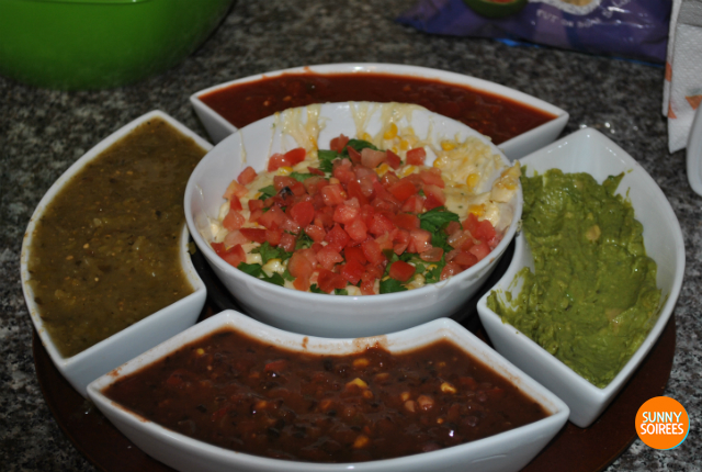 Mexican Party Dips