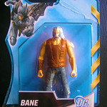 Bane Action Figure From The Dark Knight Rises.