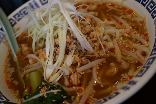 刀削麺@唐華