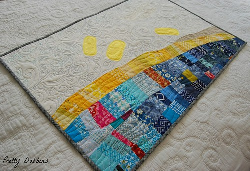 elements quilt top angle