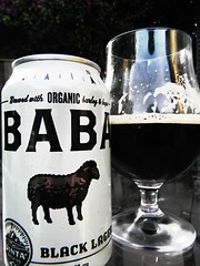 Uinta Brewing Baba