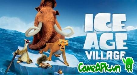 Ice Age Village v2.9.0r hack full tiền cho Android